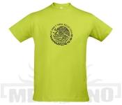 Tričko Estados Unidos Mexicanos zelené