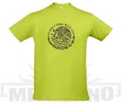 Tričko Estados Unidos Mexicanos 2 zelené