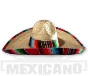 Mexické sombrero Siesta Color
