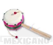 Mexická tamburína růžová