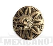 Plastika Quetzalcoatl opeřený had 10cm