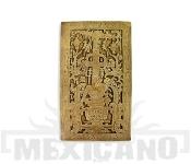 Reliéf Sarkofág z Palenque