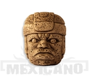 Soška Olmécká hlava