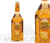 Tequila Pepe Lopez Gold 1l