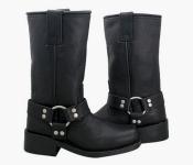 Boty Harness Classic black