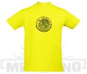 Tričko Estados Unidos Mexicanos žluté
