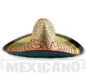 Mexické sombrero Siesta