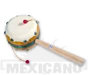 Mexická tamburína žlutá