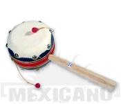 Mexická tamburína modrá