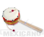 Mexická tamburína červená