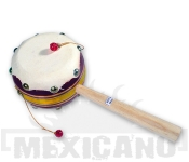 Mexická tamburína tmavě fialová
