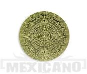 Reliéf Aztécký kalendář 24cm