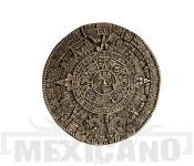 Reliéf Aztécký kalendář 44cm