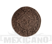 Reliéf Aztécký kalendář 18cm