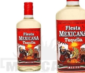 Tequila Fiesta Mexicana Gold 0.7l