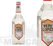 Tequila Pepe Lopez Silver 1l