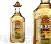 Tequila Sierra Gold 0.7l